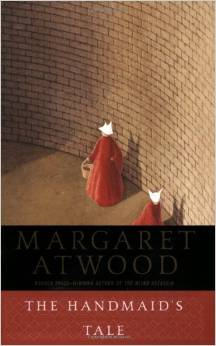 The Handmaid's Tale (1998 Paperback Cover Image)